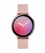 Samsung Galaxy Watch Active 2 Pink Gold с ремешком из флюороэластомера (FKM)