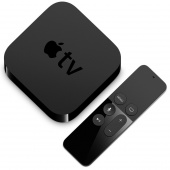 Медиаплеер Apple TV 4Gen 64GB 2015 Год (MLNC2)