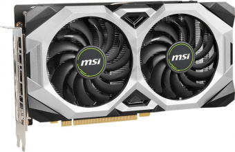 Видеокарта MSI NVIDIA GeForce GTX1660 SUPER Ventus OC, 6GB DDR6, 192bit, PCI-E, HDMI, 3DP, Retail (GTX 1660 SUPER VENTUS OC)