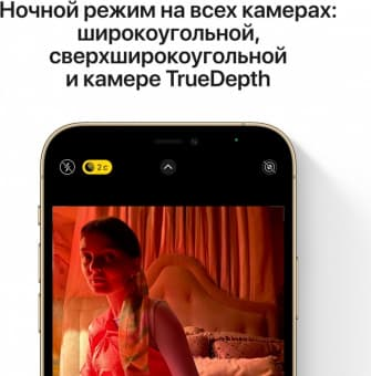 iPhone 12 Pro 512GB Серебристый