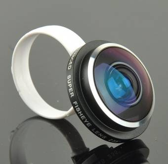 Объектив для телефона Super fisheye 235°