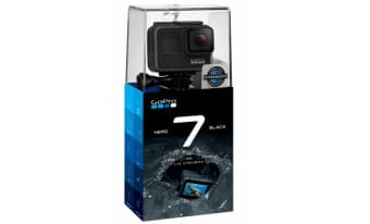 Камера GoPro 7 black edition