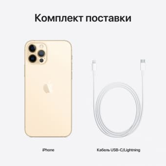 iPhone 12 Pro Max 512GB Золотой