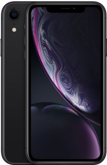 iPhone XR 128Gb Black (Черный) A2108 Dual Sim